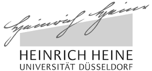 Logo Heinrich Heine Universität Düsseldorf